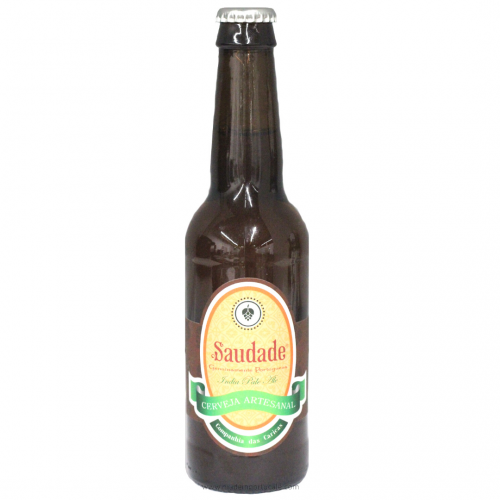 Craft Beer Saudade India Pale Ale (IPA) 33cl