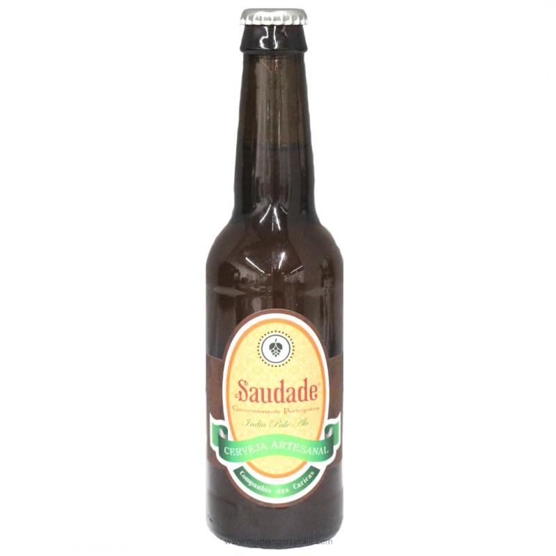 Saudade India Pale Ale (IPA) - Craft Beer