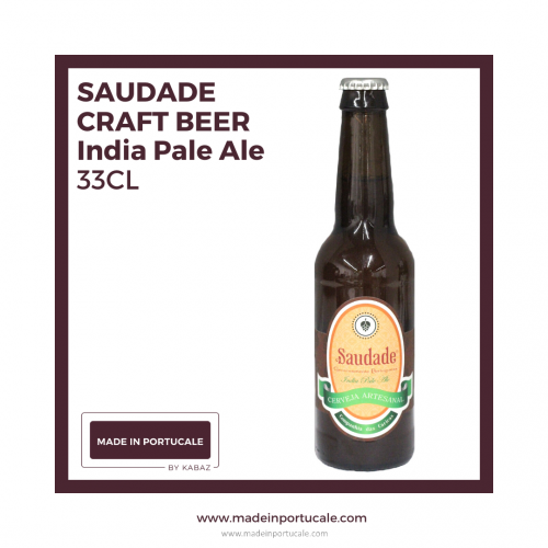 Saudade India Pale Ale (IPA) - Craft Beer