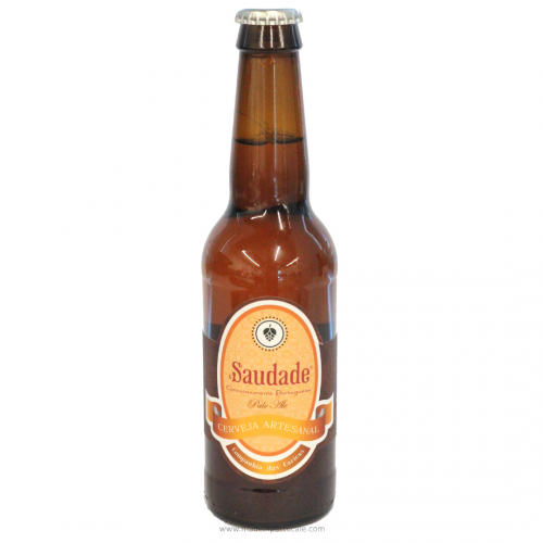 Craft Beer Saudade Pale Ale 33cl