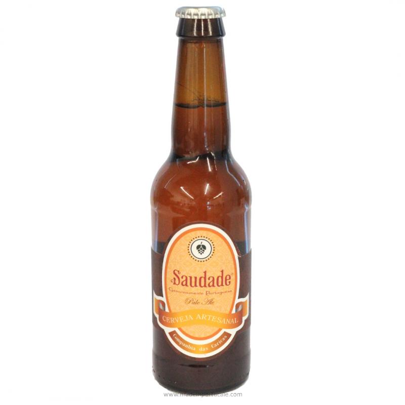 Saudade Pale Ale - Craft Beer