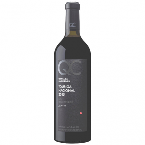 QC Bio Red Wine TOURIGA NACIONAL 2015 DOC