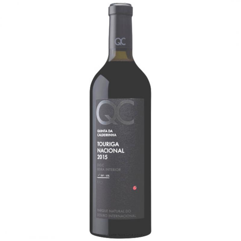 QC Bio Red Wine TOURIGA NACIONAL 2015 DOC