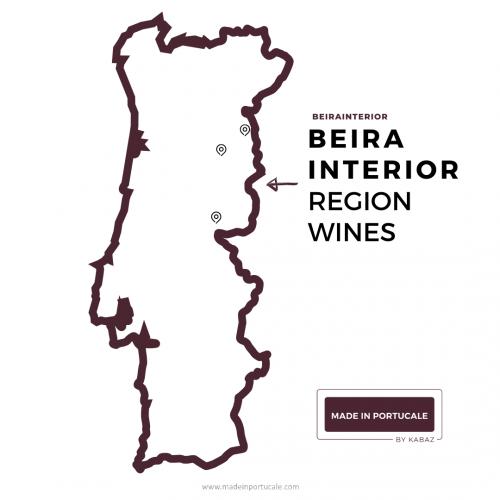 Red Wine MONTE CASCAS ORGANIC Beira Interior 2018