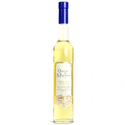 Quinta de S. Francisco Late Harvest White Wine 2010 500ml