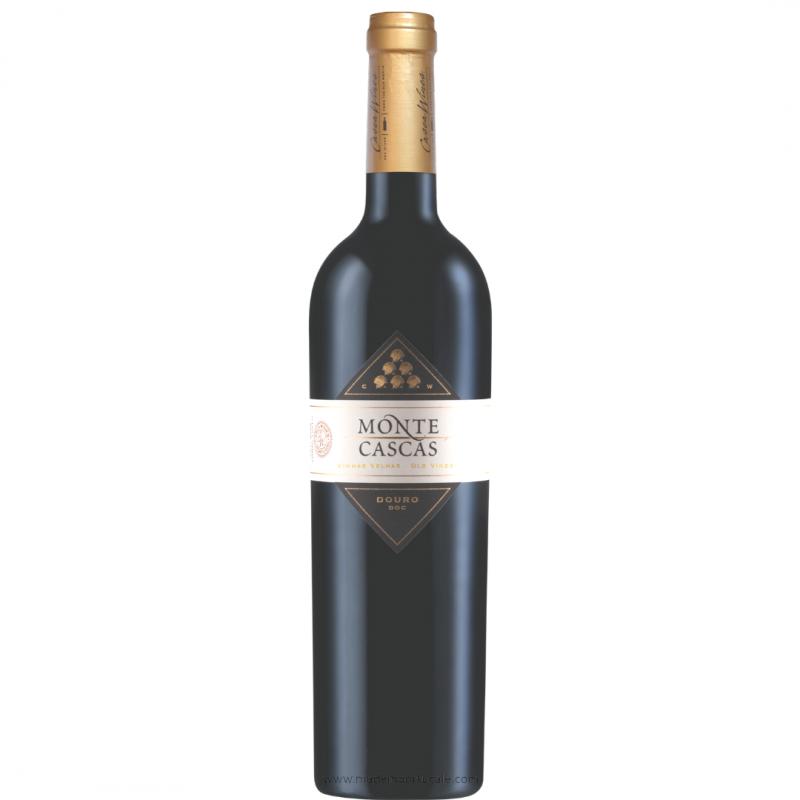 Monte Cascas Grande Reserva Douro DOC Red Wine 2013