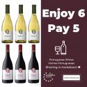 Quinta do Sobral Dão Wines Harvest Pack 5 + 1