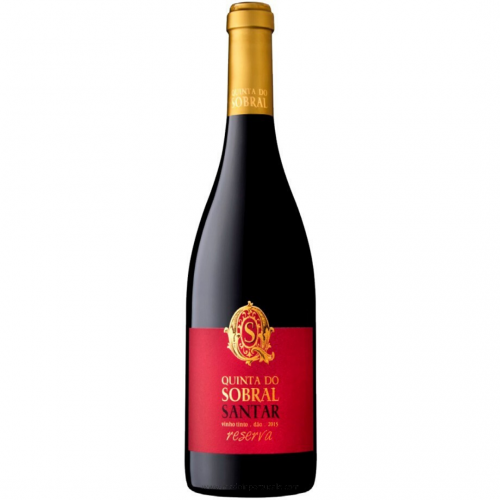 Quinta do Sobral Reserve Red Wine 2015