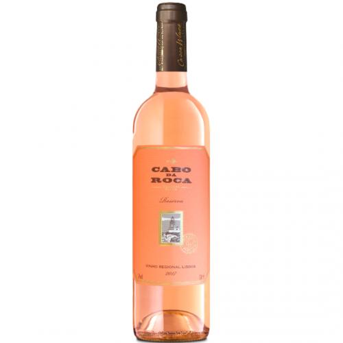 Cabo da Roca Reserve Lisbon Syrah Rosé Wine 2017