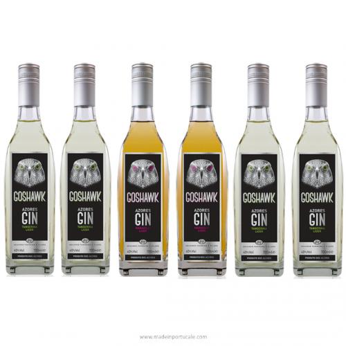Goshawk Azores Gin Pack 6