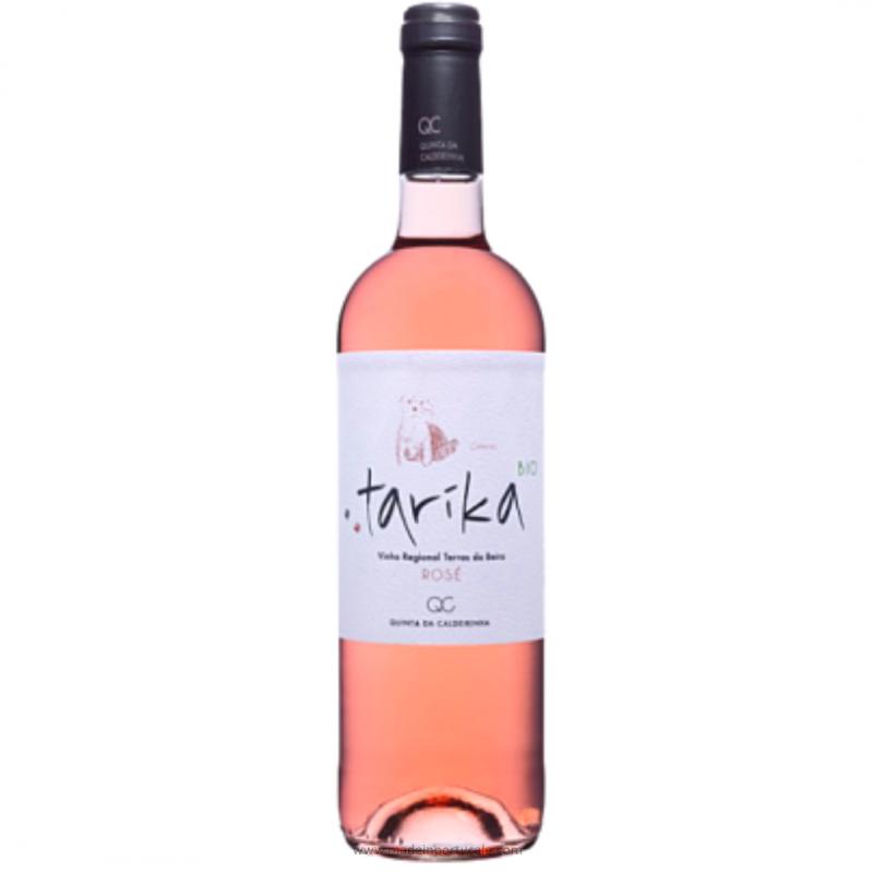 BIO WHITE WINE QC TARIKA of a centenary vineyard 2018