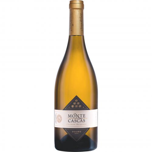 Monte Cascas Grande Reserva Douro DOC White Wine 2013