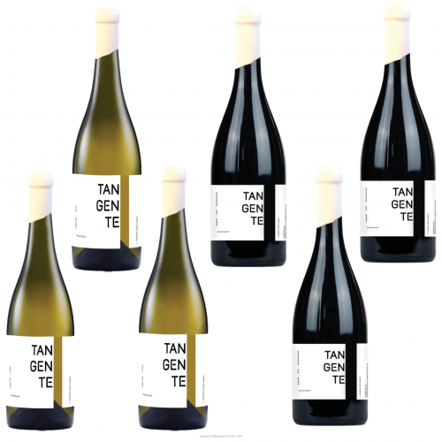 TANGENTE PACK 3+3 Alentejo Wines