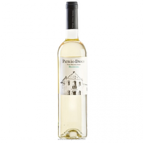 Patrão Diogo White Wine 2018
