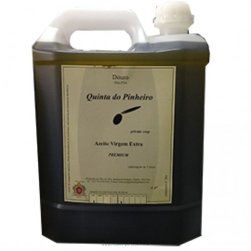Organic and Premium Extra Virgin Olive Oil Quinta do Pinheiro 5L