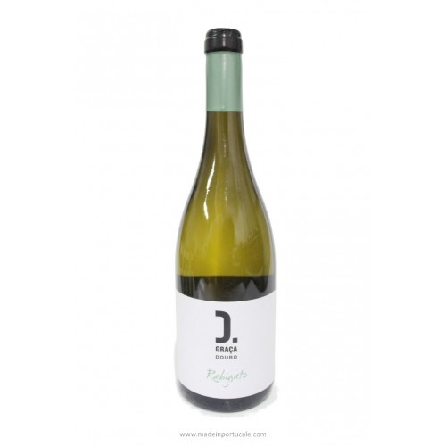D. Graça Rabigato Douro - White Wine 2014