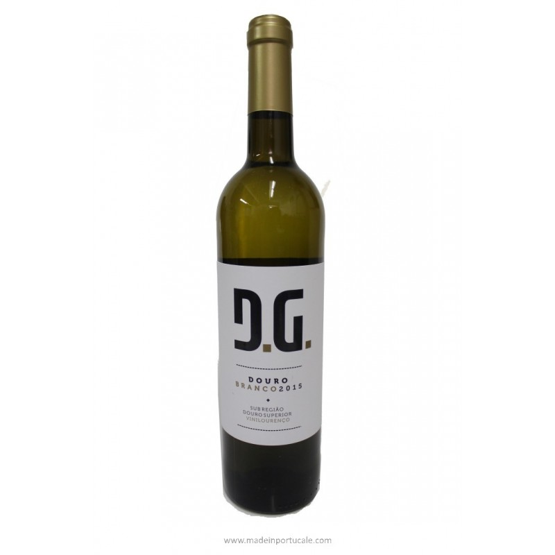 D. Graça Douro - White Wine 2015