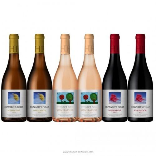 Sonhador Wine Pack X3