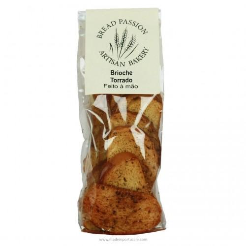 Brioche Torrado by Bread Passion 230 grs.