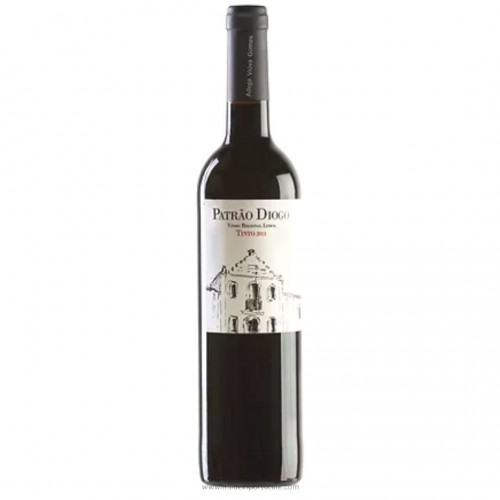 Patrão Diogo Red Wine 2017