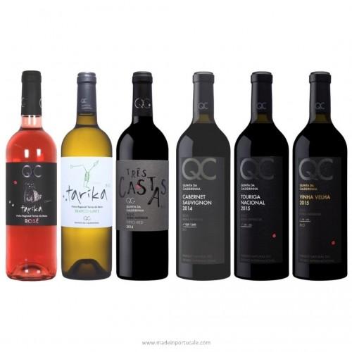 Quinta da Caldeirinha QC Vinho Biológico Pack 6 X 750 ml