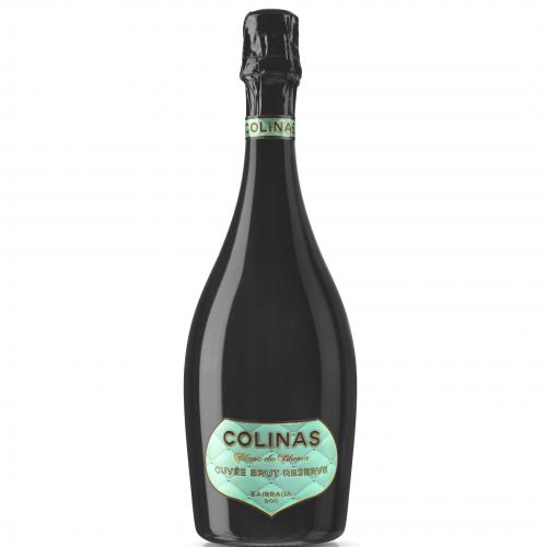 COLINAS BLANC DE BLANCS Cuvée Brut Reserve 2014 Sparkling Wine