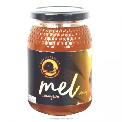 ORANGE BLOSSOM HONEY Vale do Mestre - 500 grs.