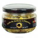 OLIVE PASTE 4 PEPPERS 150 grs. Vale do Mestre