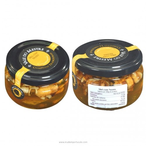 ORANGE BLOSSOM HONEY Vale do Mestre - 250 grs.