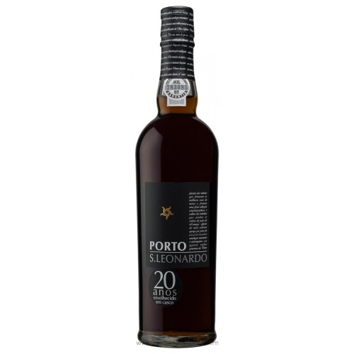 Port Wine 20 Years Old S. Leonardo Tawny 500ml