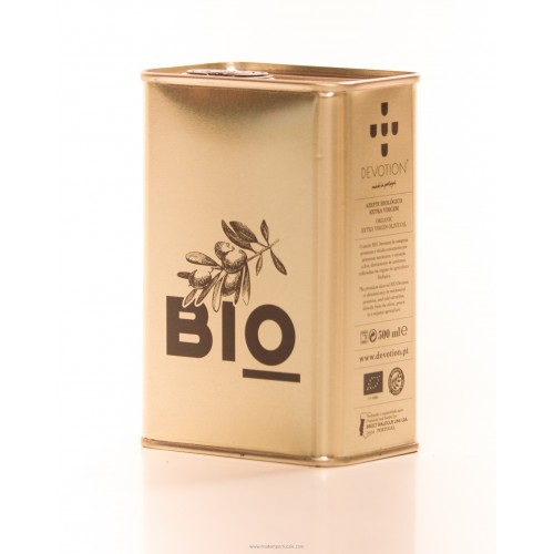 Organic Extra Virgin Olive Oil Devotion 500ml