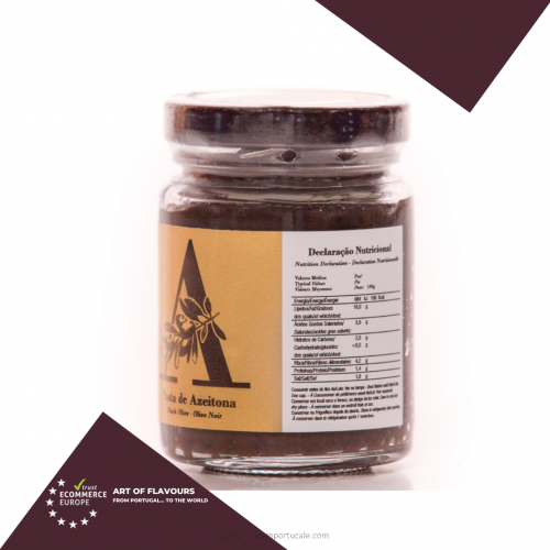 Black Olive Paste Devotion 90gr