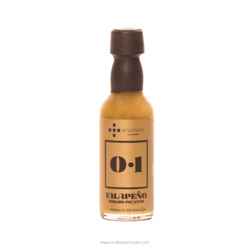 Chilli Sauce Jalapeno Devotion 100ml