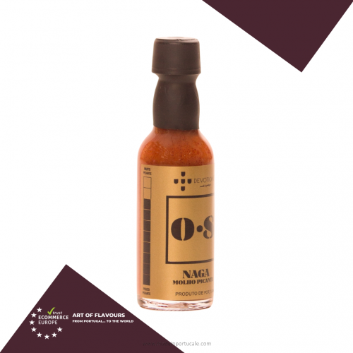 Chilli Sauce Naga 100ml