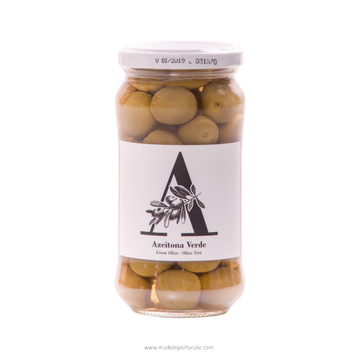 Green Olives Devotion 210gr