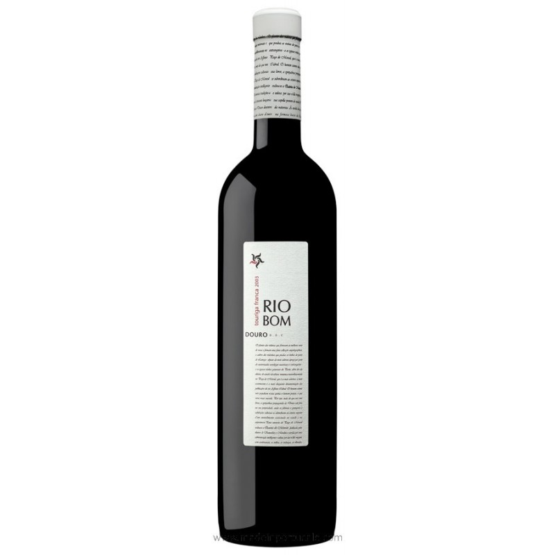 RED WINE DOC DOURO - TOURIGA FRANCA 2003