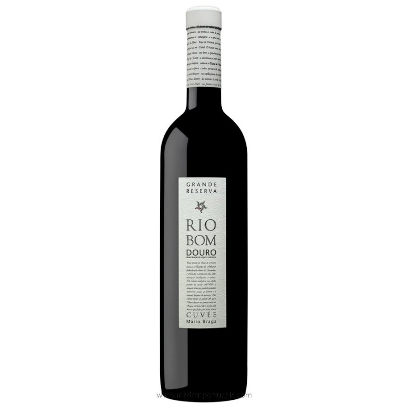 RED WINE DOC DOURO GRANDE RESERVA 2004