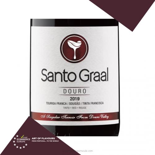 Santo Graal Red Wine 750ml.