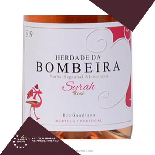 Red Wine Trincadeira Herdade da Bombeira 750ml.