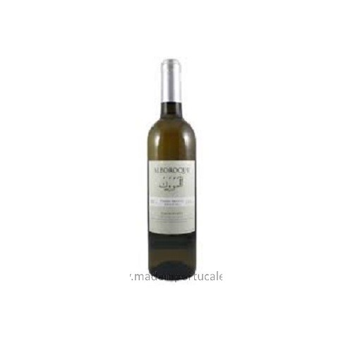 For Appetizer Alboroque White Wine 2012