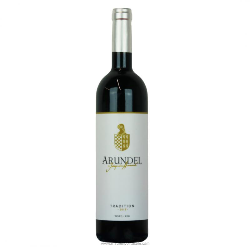 Joaquim Arnaud Red Wine Arundel 2015