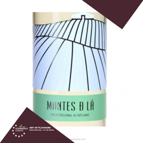 Montes de Lá Withe Wine