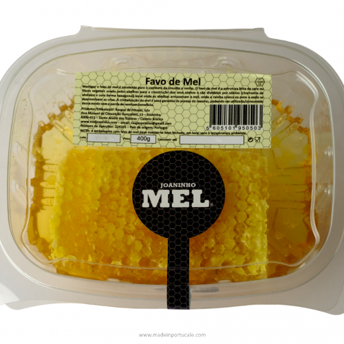 Honey Comb Rasgos de Pétalas 400g
