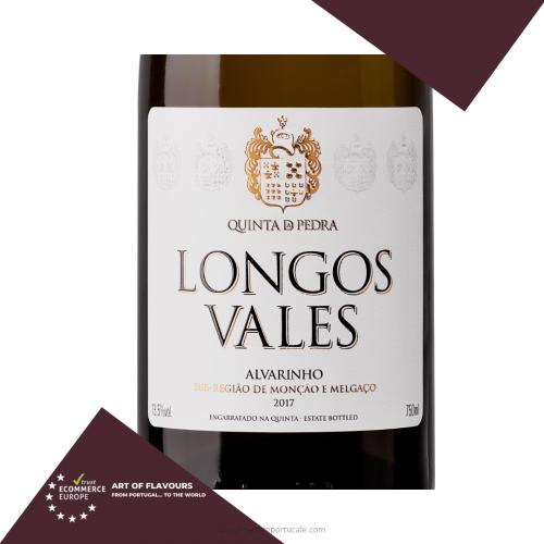 LONGOS VALES White Wine 2017