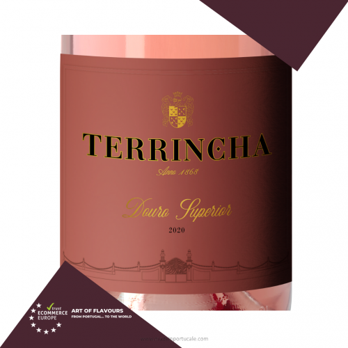 Quinta da Terrincha Rose Wine 750ml