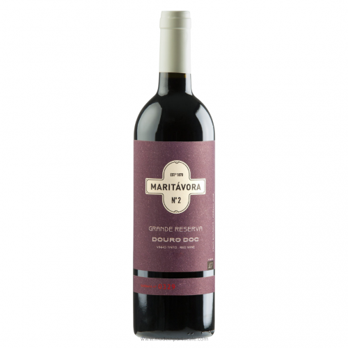 Maritávora Nº2 Great Reserve Red  Wine 2018