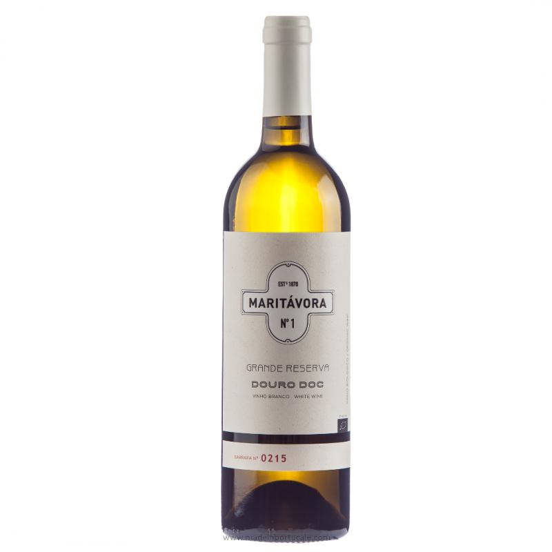 Maritávora Nº1 Great Reserve White Wine 2017