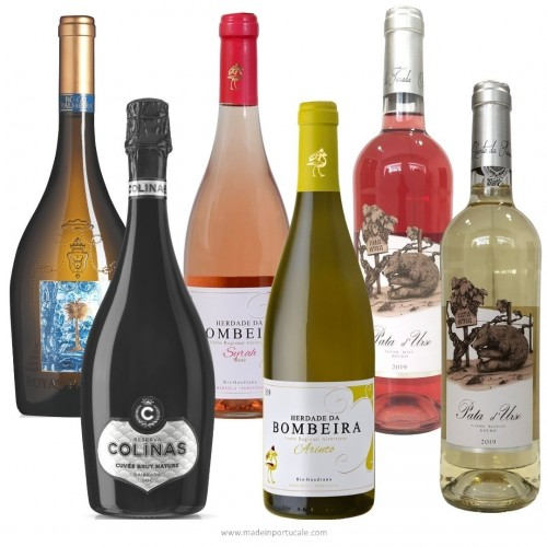 Sea & Sun Wines Pack By Made in Portucale