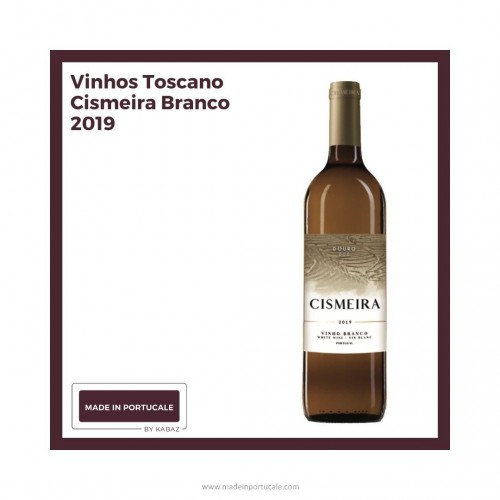 Toscano White Wine Cismeira 2019
