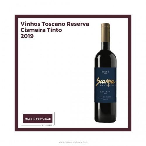 Scarpa Reserved Toscano Red Wine Cismeira 2017